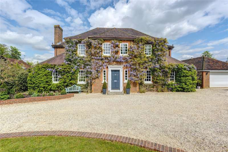 6 Bedrooms Detached House for sale in Remenham Hill, Henley On Thames, Oxfordshire, RG9