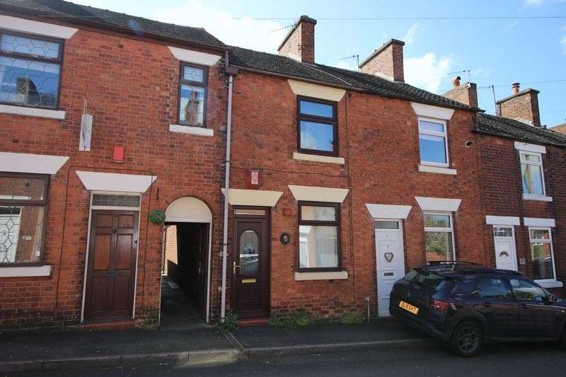 2 Bedrooms Terraced House for sale in Victoria Street, Leek, Staffordshire ST13
