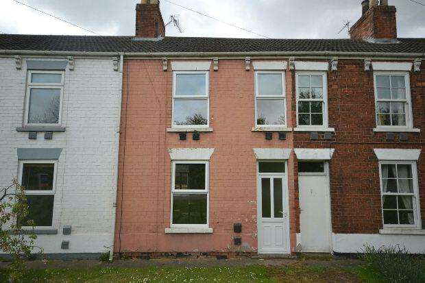 3 Bedrooms Terraced House for sale in New Row, Killingholme Road, ULCEBY