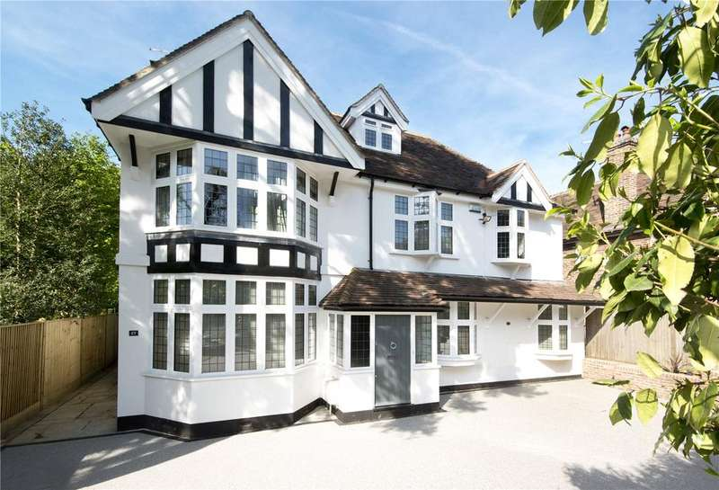 5 Bedrooms Detached House for sale in St. Botolphs Road, Sevenoaks, Kent, TN13