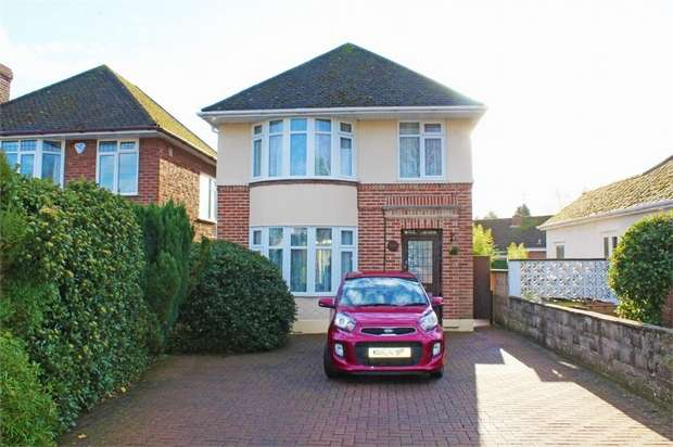 3 Bedrooms Detached House for sale in Ilchester Road, Yeovil, Somerset