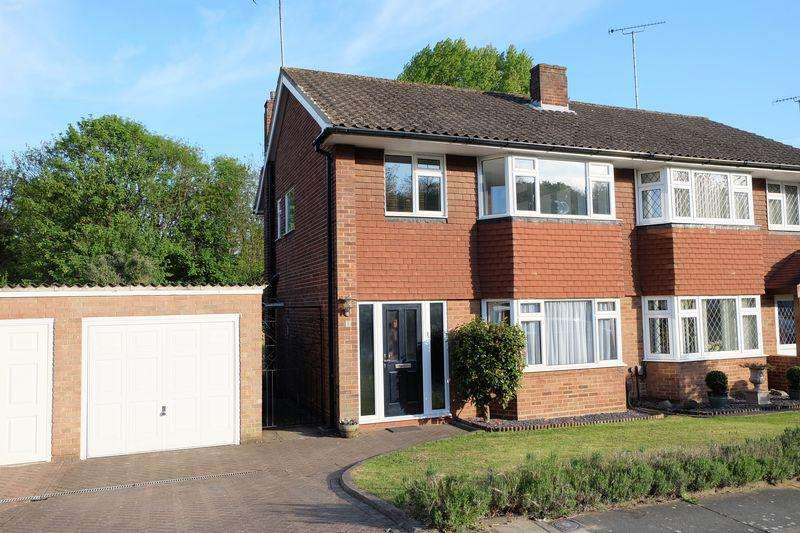 3 Bedrooms Semi Detached House for sale in Viewfield Road, Bexley