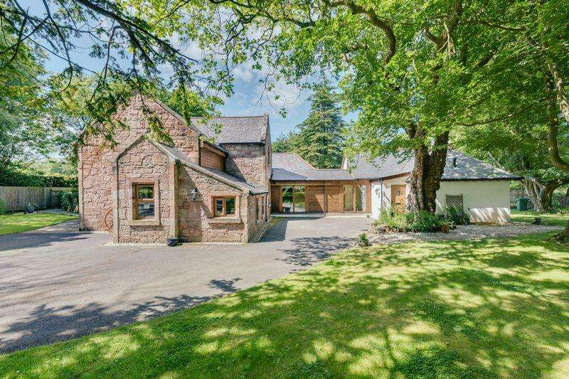 4 Bedrooms Detached House for sale in Gardeners House, Gadgirth Estate, by Annbank, KA6 5AY