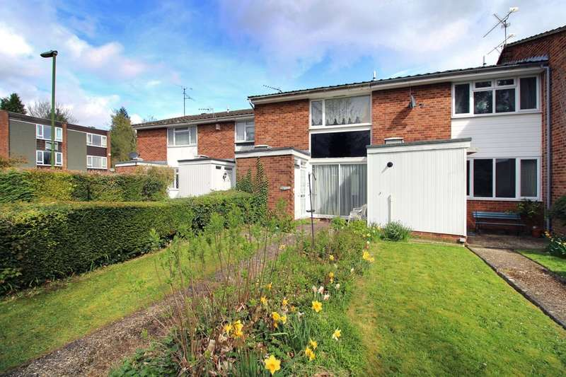 3 Bedrooms Terraced House for sale in St Christophers Close, Horsham