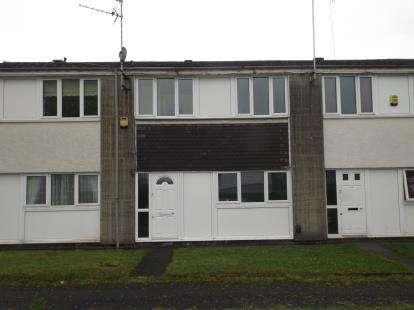 3 Bedrooms Terraced House for sale in Bolderstone Place, Offerton, Stockport, Cheshire