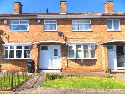 3 Bedrooms Terraced House for sale in Burwell Road, Middlesbrough, North Yorkshire