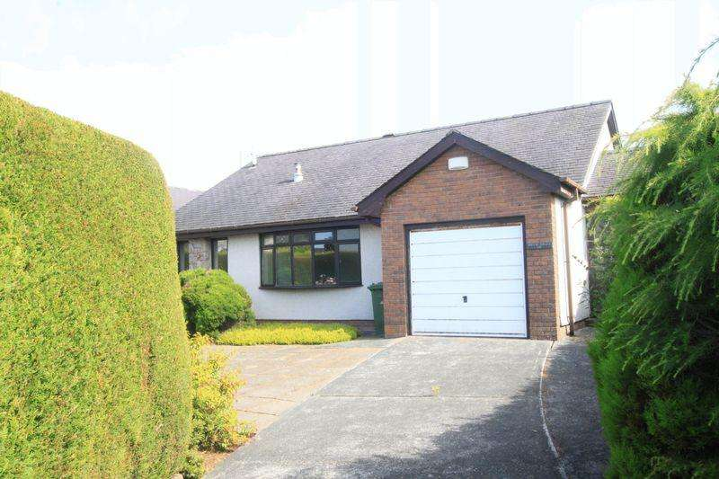 3 Bedrooms Detached Bungalow for sale in Bangor, Gwynedd
