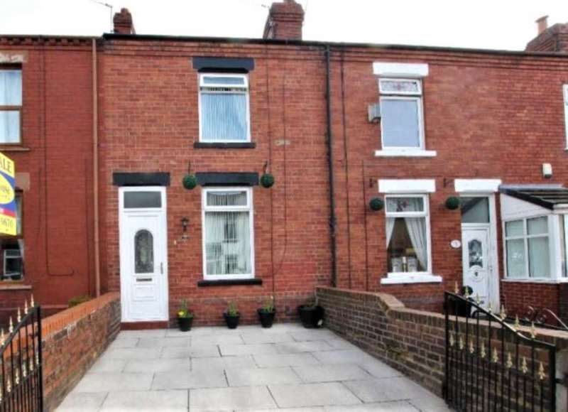2 Bedrooms Terraced House for sale in Judfield Street, Haydock