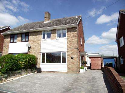 3 Bedrooms Semi Detached House for sale in Fareham, Hampshire