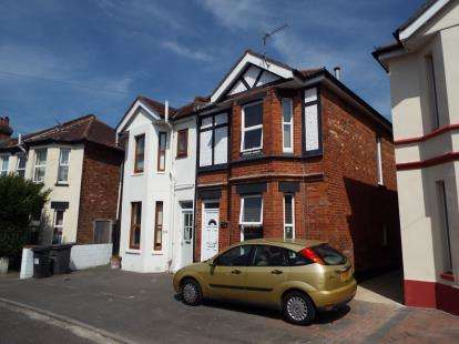 2 Bedrooms Semi Detached House for sale in Bournemouth, Dorset