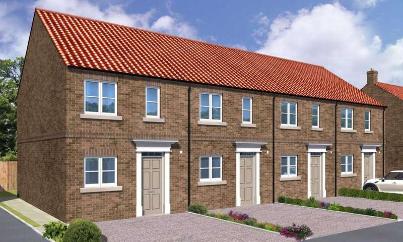3 Bedrooms House for sale in Plot 1, The Hepton, Mount Close, Riccall