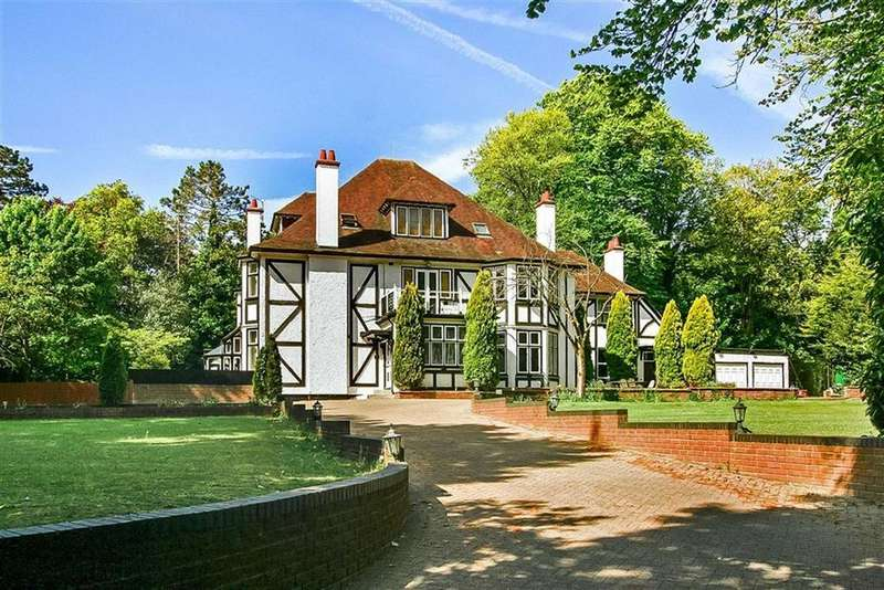 10 Bedrooms Detached House for sale in Furze Hill, Webb Estate, West Purley, Surrey