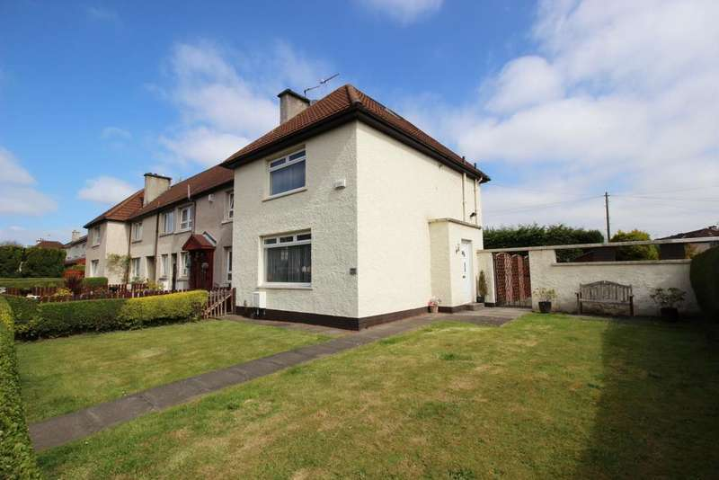 3 Bedrooms Terraced House for sale in 470 Alderman Road, Knightswood, G13 4LE