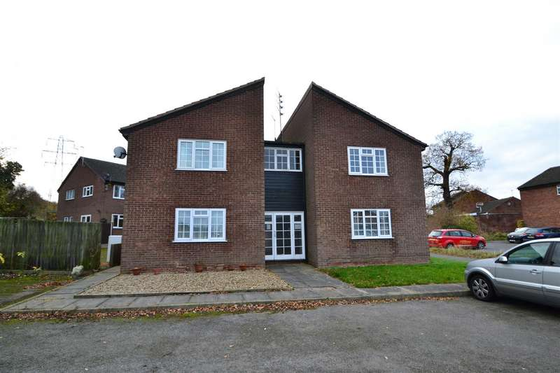 1 Bedroom Flat for sale in Brendon Close, Shepshed, Loughborough