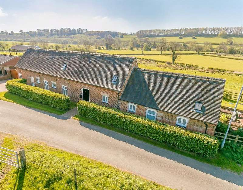 4 Bedrooms Unique Property for sale in Church Lane, Mayfield, Ashbourne, Derbyshire, DE6