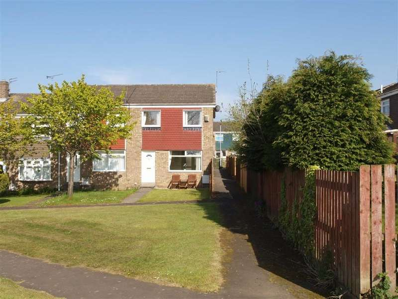 3 Bedrooms Terraced House for sale in Norwich Way, Cramlington