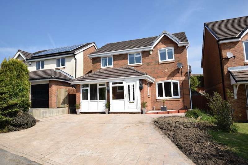4 Bedrooms Detached House for sale in Grantley Place , Bradley