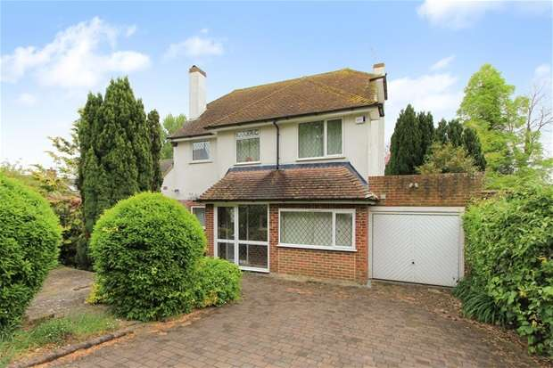 3 Bedrooms Detached House for sale in Conyngham Lane, Bridge, Canterbury
