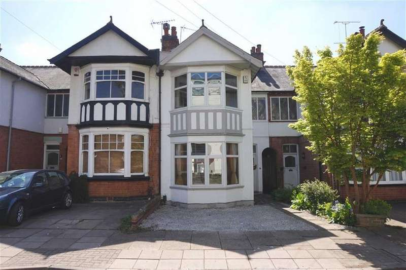 3 Bedrooms Terraced House for sale in Knighton Church Road, South Knighton, Leicester