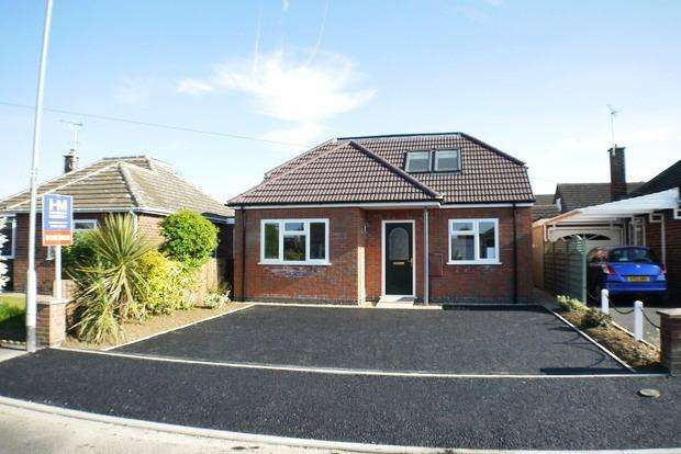 3 Bedrooms Bungalow for sale in Rupert Road, Market Harborough, LE16