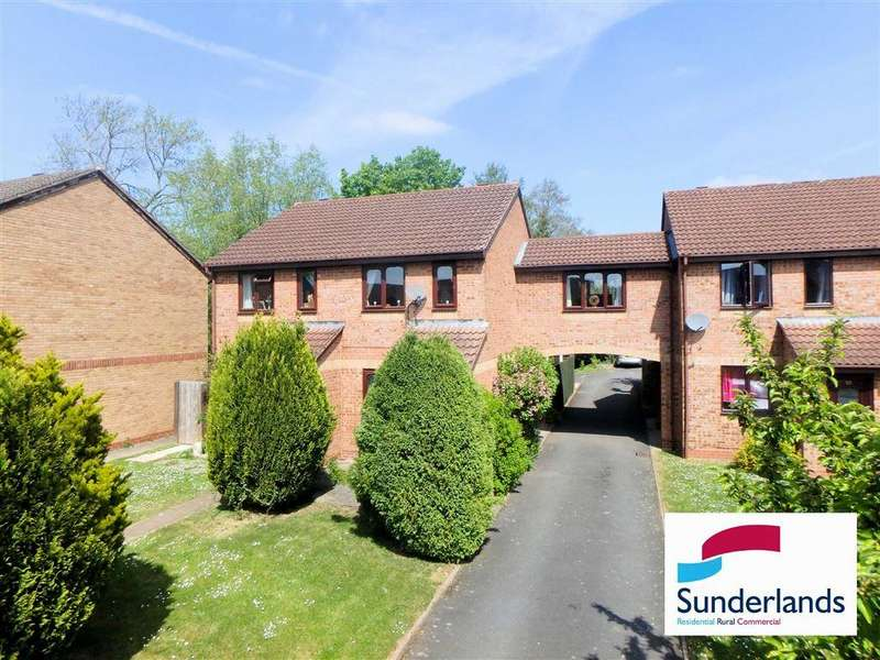 3 Bedrooms Terraced House for sale in The Pastures, Lower Bullingham, Hereford