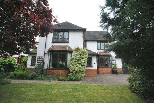 5 Bedrooms Detached House for sale in Devonshire Avenue, GRIMSBY
