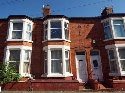 3 Bedrooms Terraced House for sale in Chermside Road, Aigburth, Liverpool, Merseyside, L17