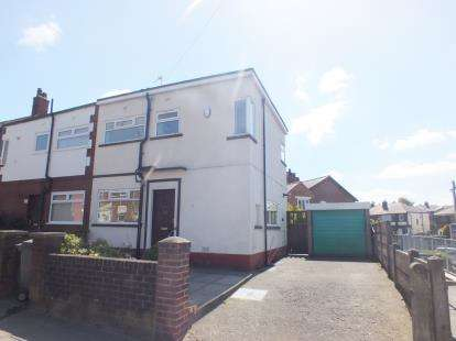 3 Bedrooms Semi Detached House for sale in Turpin Green Lane, Leyland