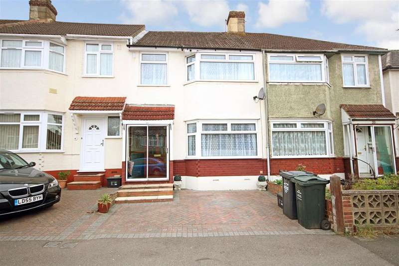 3 Bedrooms Terraced House for sale in Mayfair Road, Dartford
