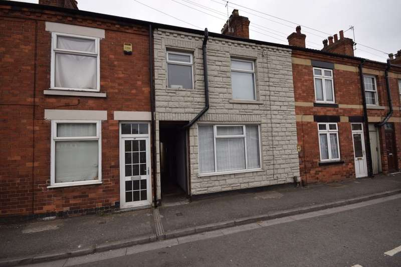 2 Bedrooms Property for sale in Priestsic Road, Sutton-In-Ashfield, NG17