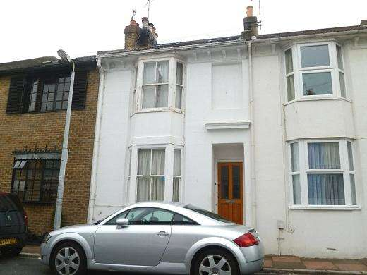 3 Bedrooms Terraced House for rent in Quebec Street, Brighton BN2