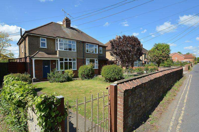 3 Bedrooms Semi Detached House for sale in Southern Road, Thame