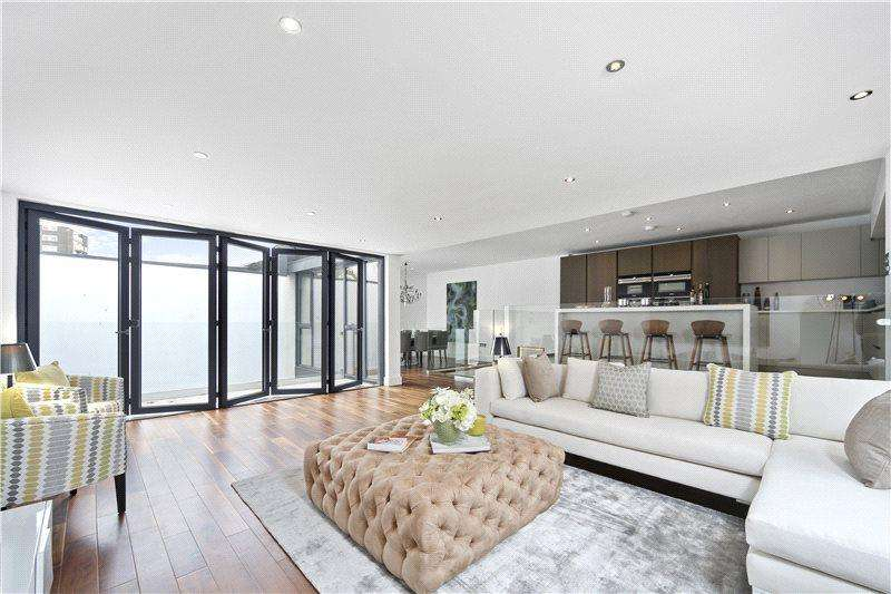 5 Bedrooms Town House for sale in Townhouse Mews, London, W12