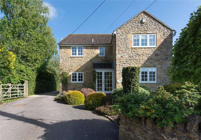 3 Bedrooms Detached House for sale in Coat, Martock, Somerset, TA12