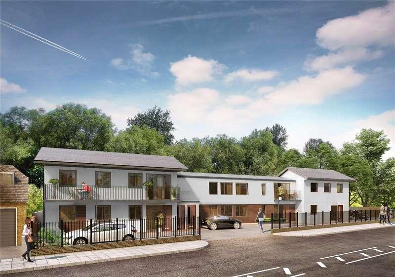 1 Bedroom Flat for sale in Oxford Road, Gerrards Cross, Buckinghamshire, SL9