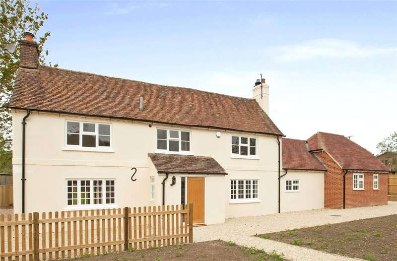 5 Bedrooms Detached House for sale in Worlds End, Beedon, Berkshire, RG20