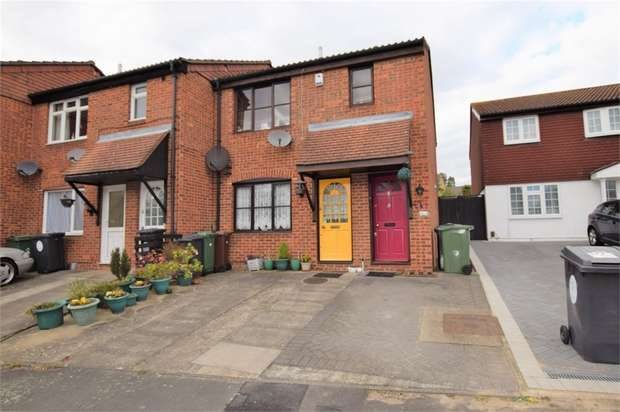 1 Bedroom Maisonette Flat for sale in Ashingdon Close, London