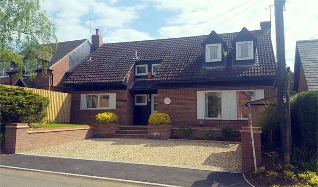 4 Bedrooms Detached House for sale in 'Battle House', School Lane, Naseby, Northamptonshire