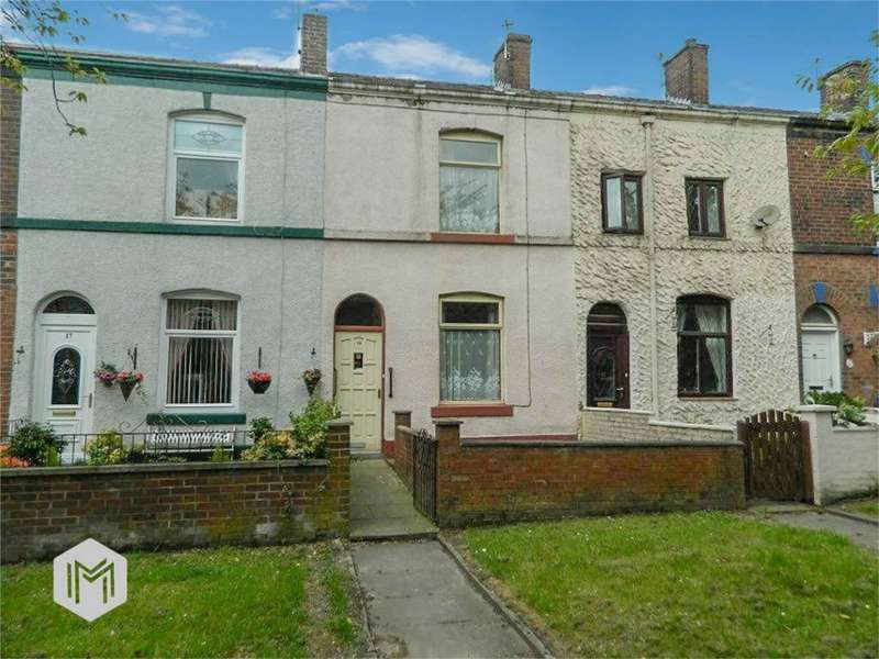 2 Bedrooms Terraced House for sale in Lathom Street, Bury, Lancashire