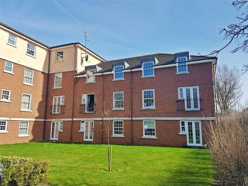 1 Bedroom Flat for sale in Merrifield Court, WELWYN GARDEN CITY, Hertfordshire
