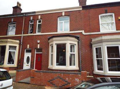 2 Bedrooms Terraced House for sale in Raymond Avenue, Bury, Greater Manchester, BL9