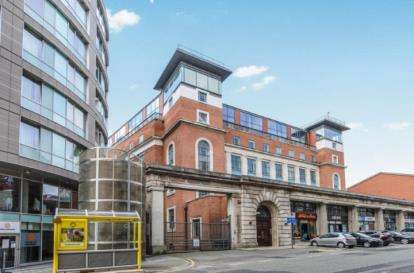 2 Bedrooms Flat for sale in Hatton Garden, Liverpool, Merseyside, L3