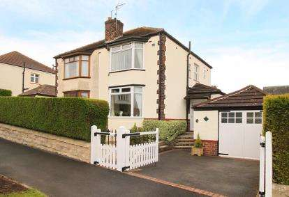 3 Bedrooms Semi Detached House for sale in Downing Road, Sheffield, South Yorkshire