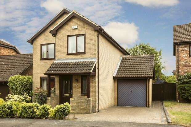 3 Bedrooms Detached House for sale in Sibley Park Road, Lower Earley, Reading