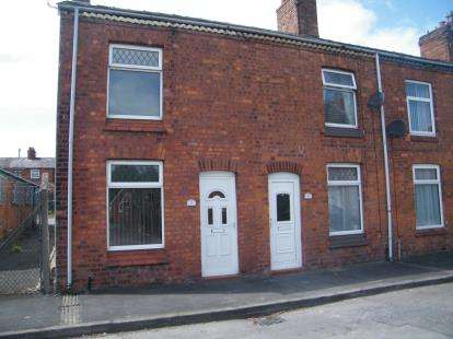 2 Bedrooms End Of Terrace House for sale in Dean Street, Winsford, Cheshire