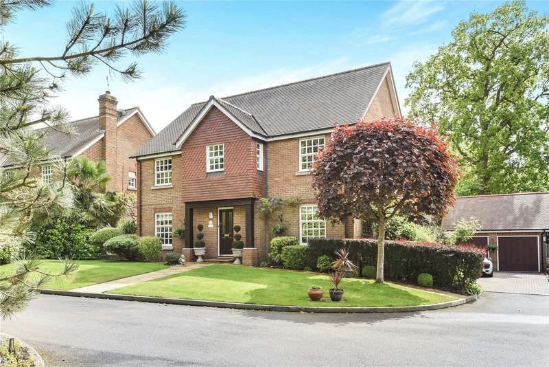5 Bedrooms Detached House for sale in May Gardens, Elstree, Borehamwood, Hertfordshire, WD6