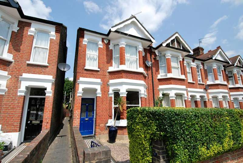 3 Bedrooms End Of Terrace House for sale in Altenburg Avenue, Ealing, London, W13 9RN