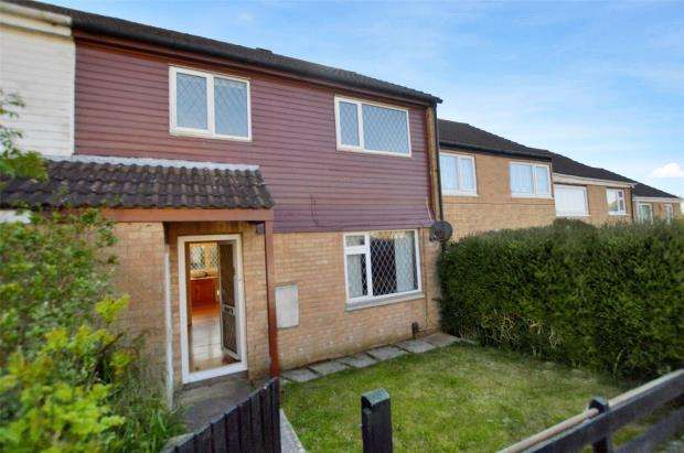 3 Bedrooms Terraced House for sale in Steeple Close, Staddiscombe, Plymouth, Devon