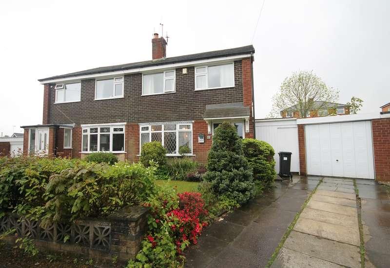 3 Bedrooms Semi Detached House for sale in Malvern Close, Farnworth, Bolton, BL4 0NA