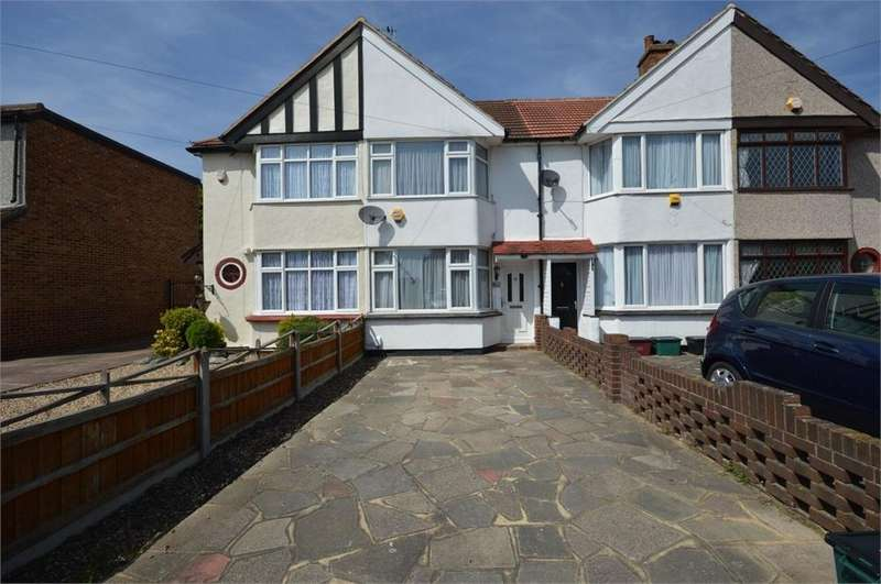 2 Bedrooms Terraced House for sale in Sherwood Park Avenue, Sidcup